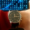 Glycine Combat chronograph 3924.19AT