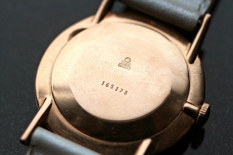 Les montres soviétiques en or  Post-29552-0-93768700-1331808861