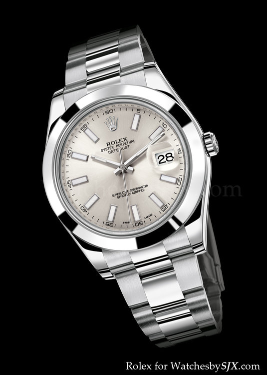 Rolex+Oyster+Perpetual+Datejust+II+11630