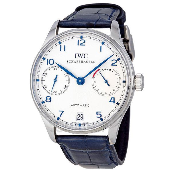 iwc-portuguese-automatic-steel-blue-mens