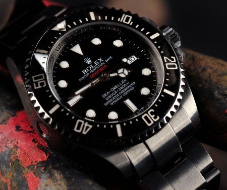 single-red-deepsea-rolex-sea-dweller-wat