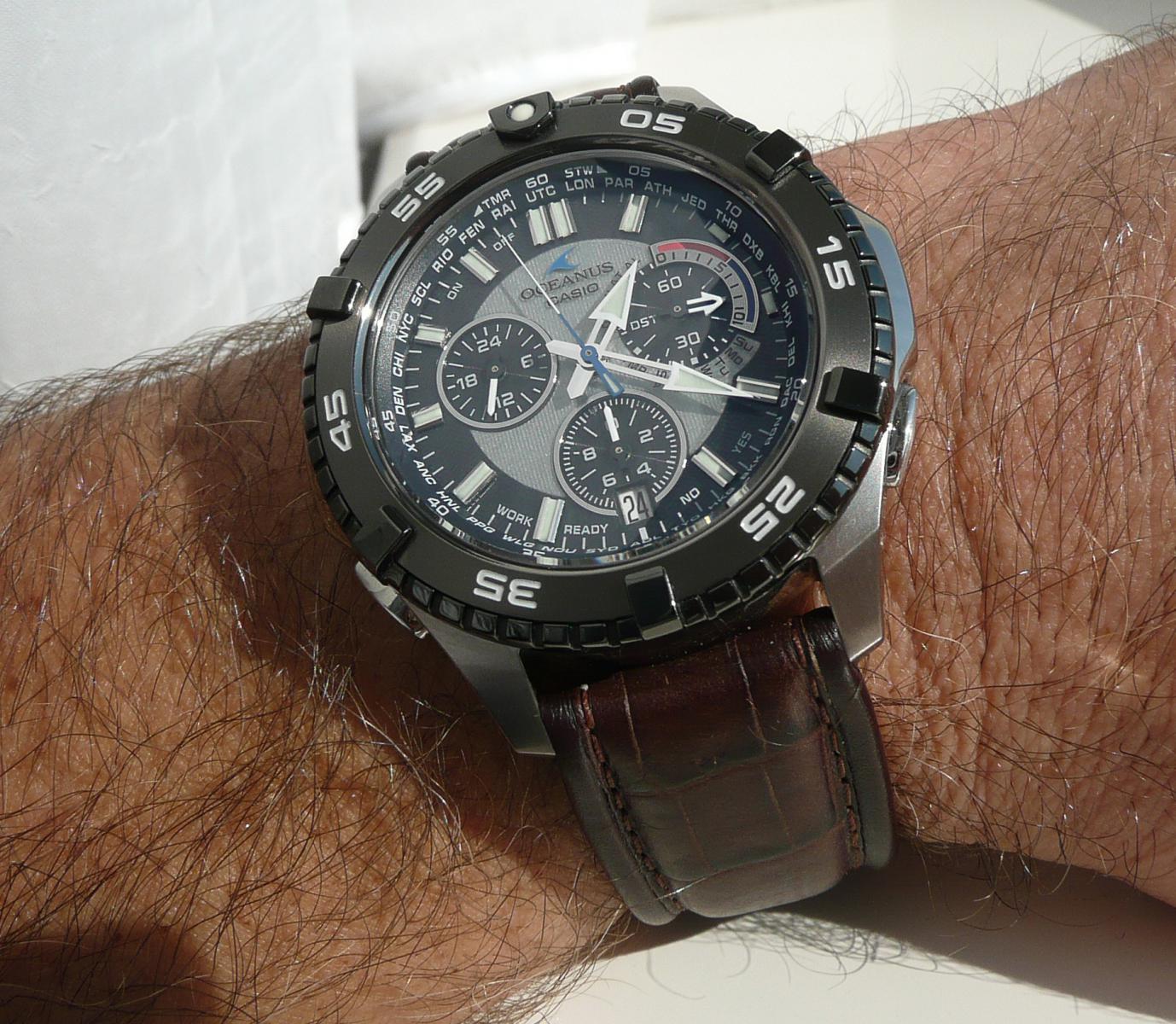 Moje wybrane zegarki