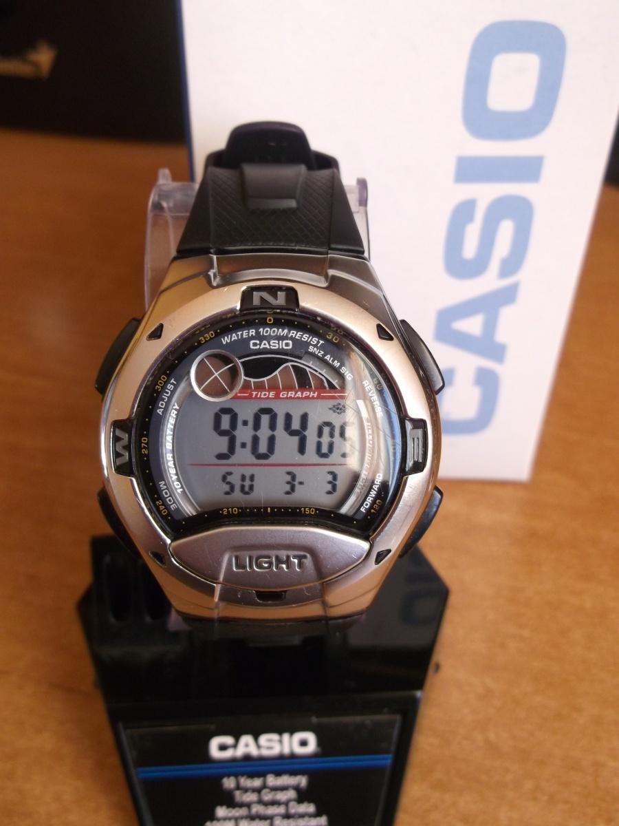 Casio W-753