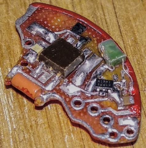 elektronika Łucz 3055