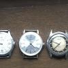 Kolekcja zegarków ręcznych