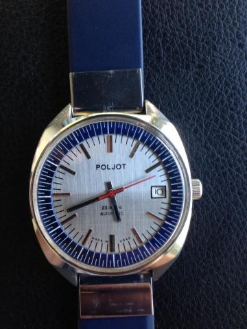 poljot 55g automatic