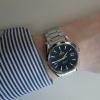Omega Semaster Aqua Terra 150m, 41,5 mm, blue dial