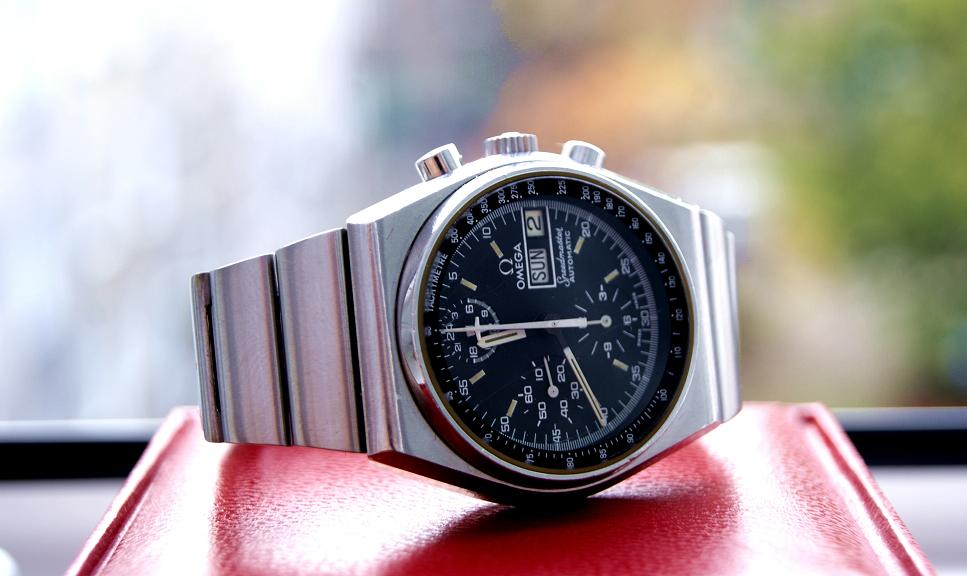 Omega speedmaster Day-Date c.1045 lemania c.5100