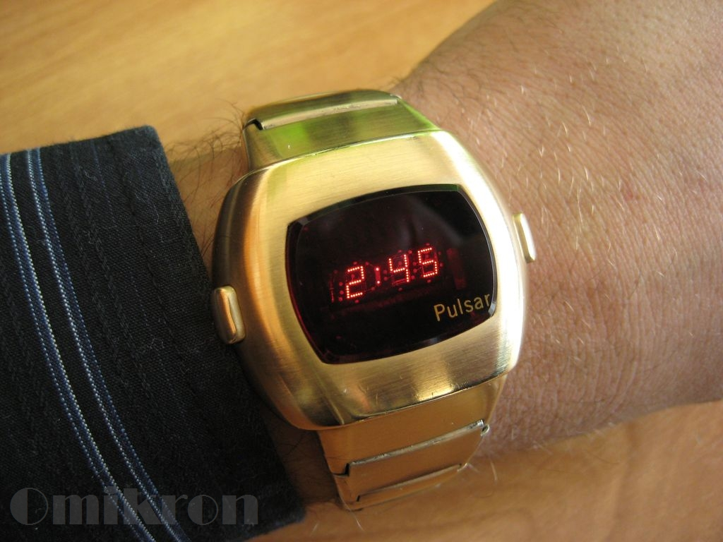 Electric watches