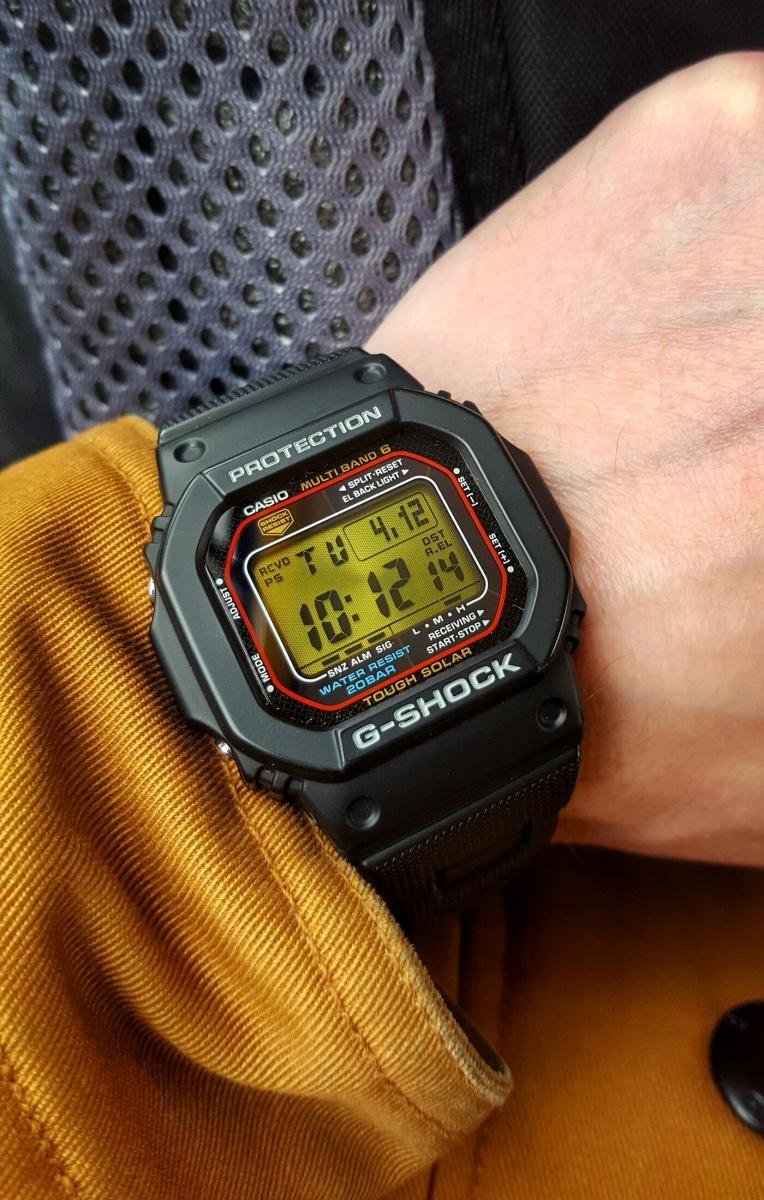 CASIO G-SHOCK GW-M5610/30MOD