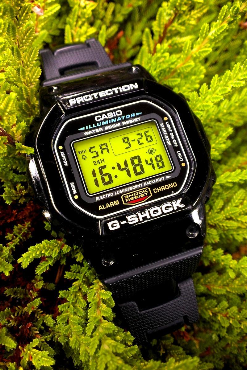 CASIO G-SHOCK DW-5600/MOD