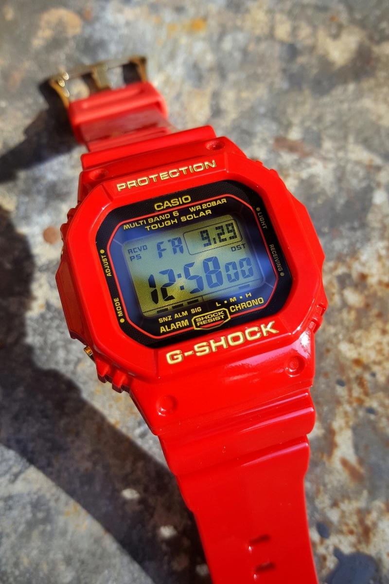 CASIO G-SHOCK GW-M5630A-4