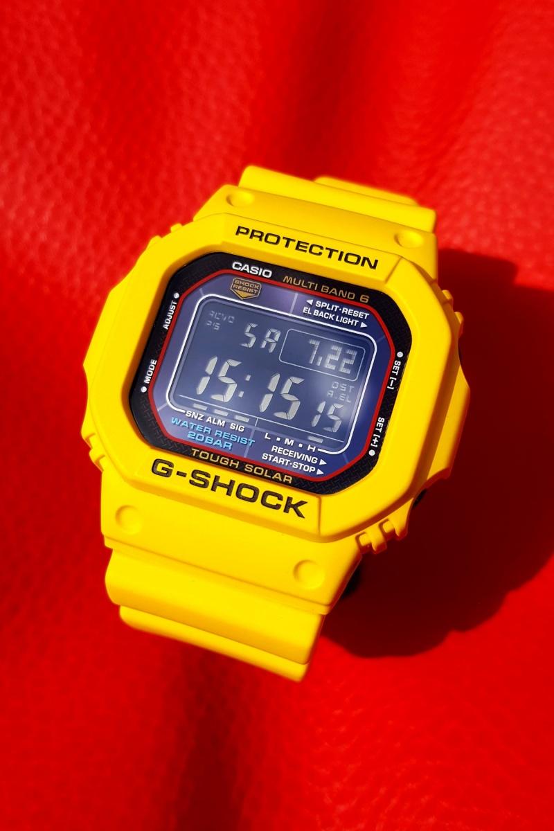CASIO G-SHOCK GW-M5610 MOD