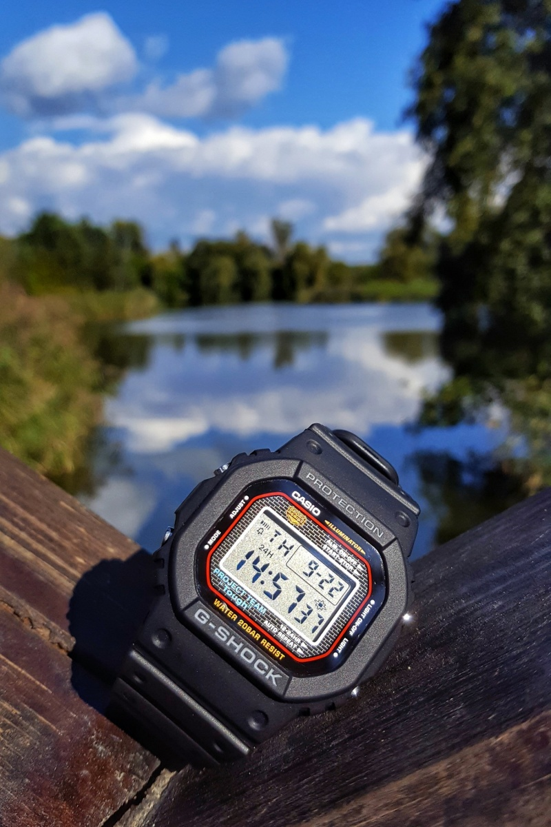 CASIO G-SHOCK DW-5030