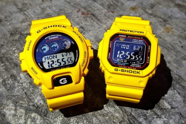 CASIO G-SHOCK GW-6900 & GW-M5610 MOD