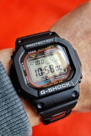 CASIO G-SHOCK GW-M5610MOD