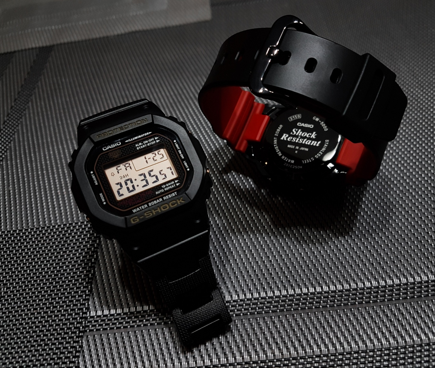 DW-5030C & GW5000