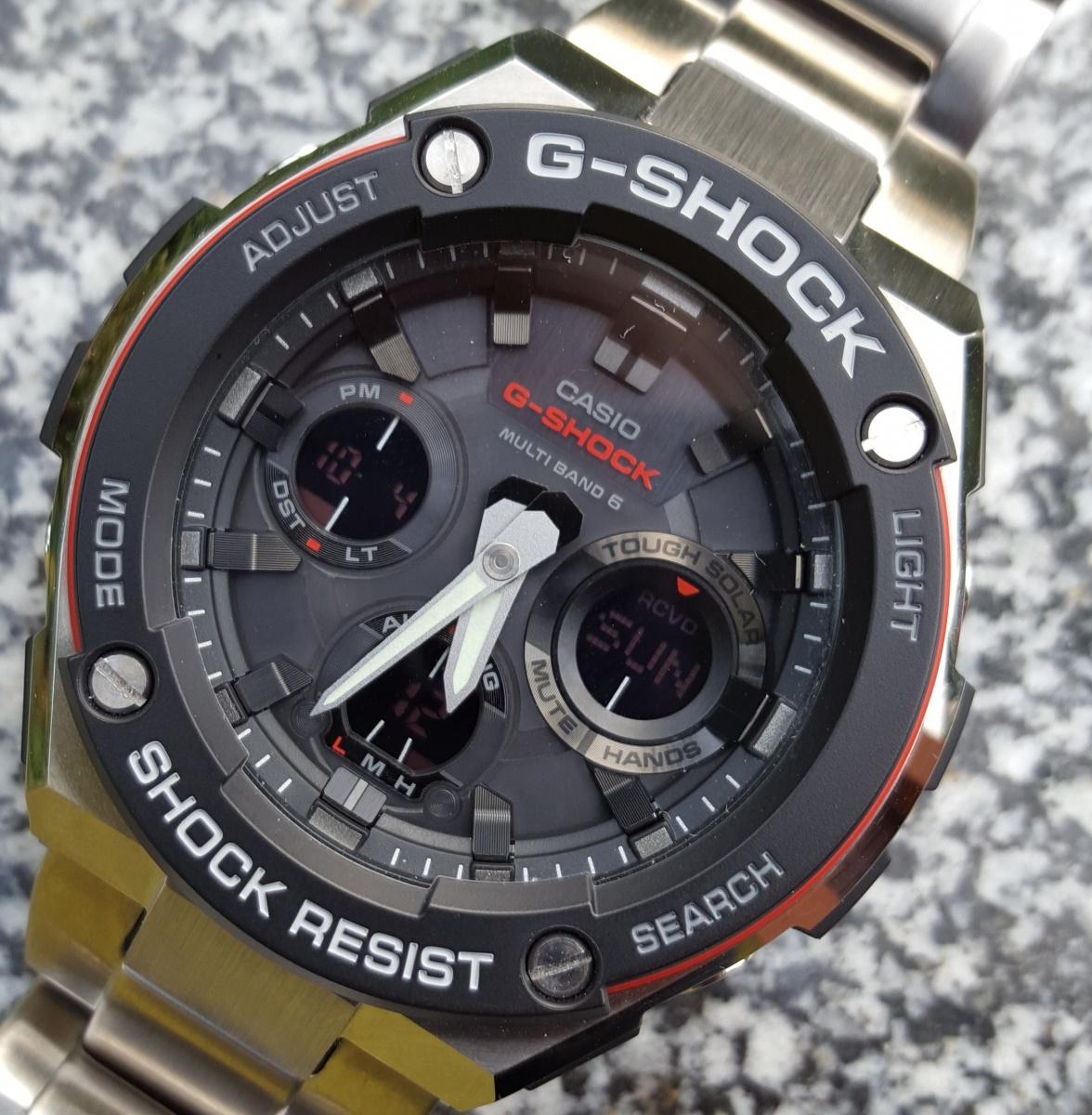 G-shock, Casio