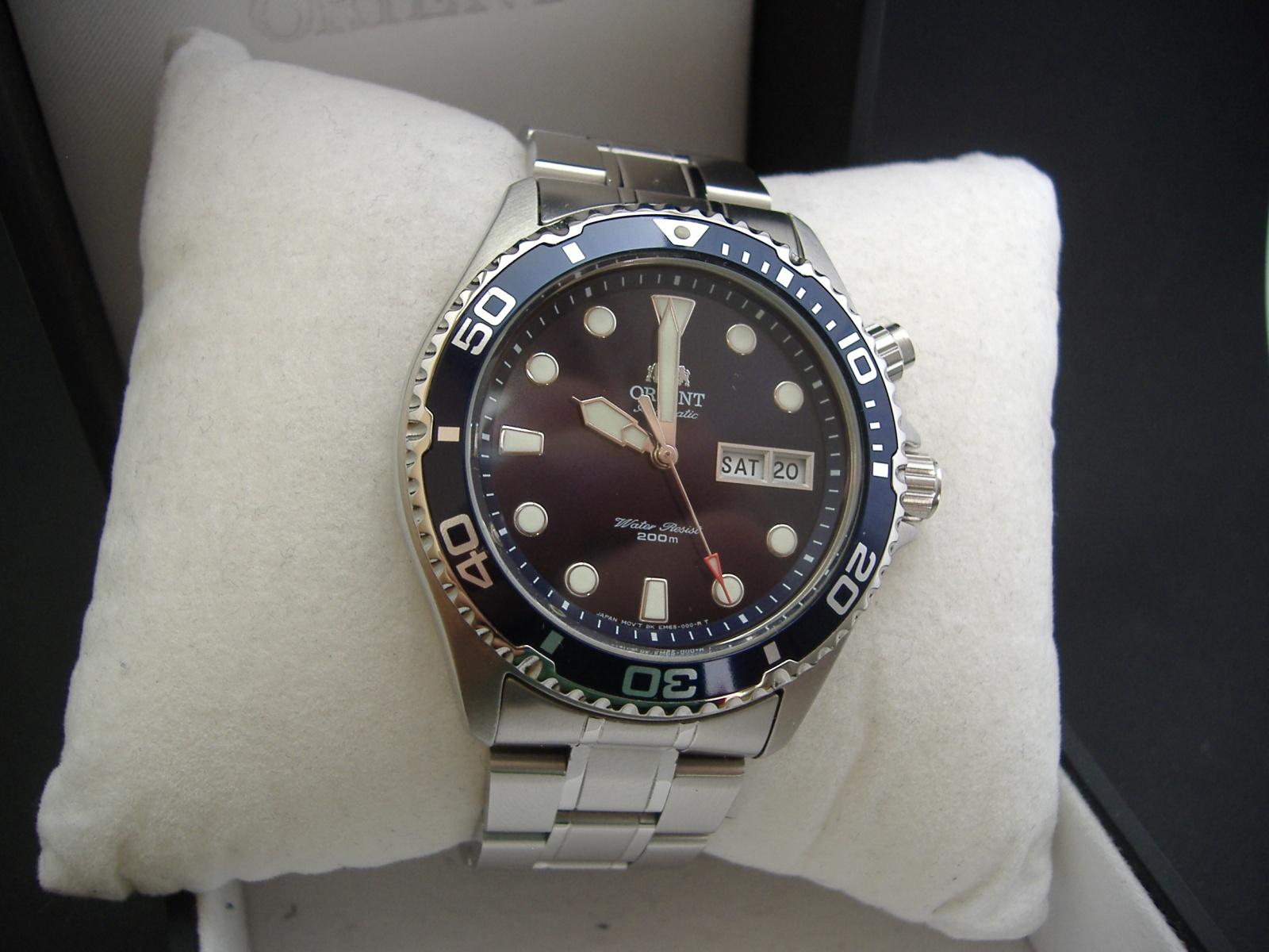 2. Orient Ray Blue