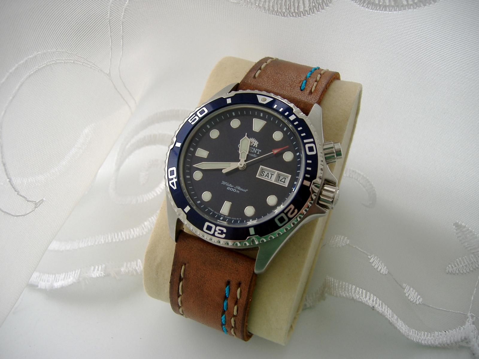 Orient Ray Blue