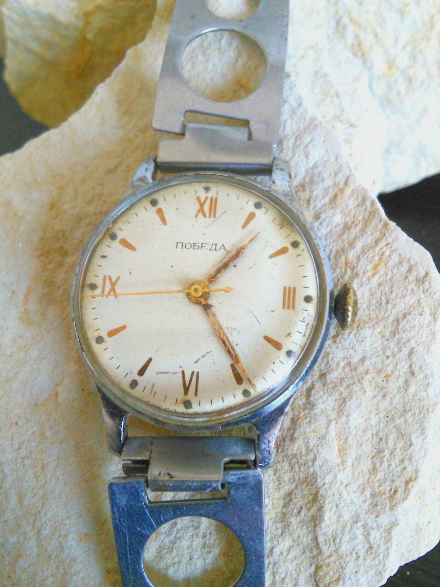 Radzieckie zegarki