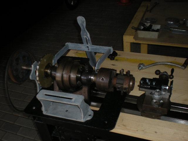 Rose Engine - giloszarka obrotowa. ( L/K )
