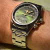 Seiko SARB017 na bransolecie dedykowanej do Rolexa Explorera