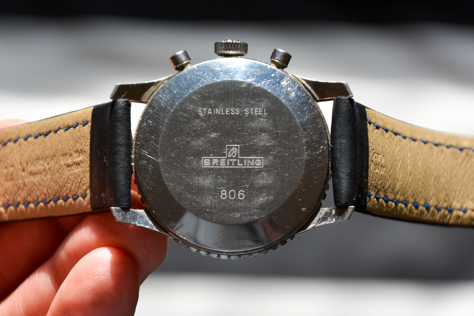 Breitling Navitimer '69 Cal. Venus 178 ref. 806