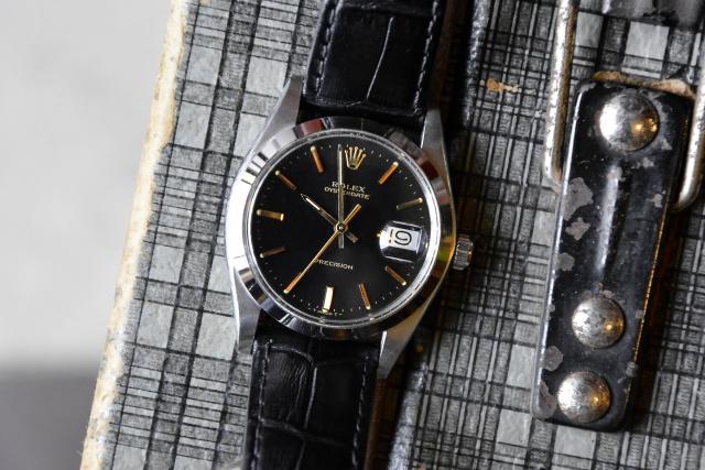 Rolex Oysterdate Precision '77 Cal. 1225 ref. 6694