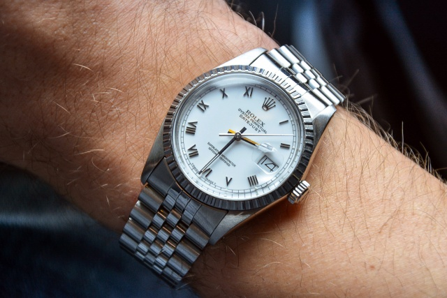 Rolex Datejust '87 Cal. 3035 ref. 16030