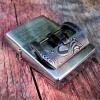 Klamra z damastu 24mm