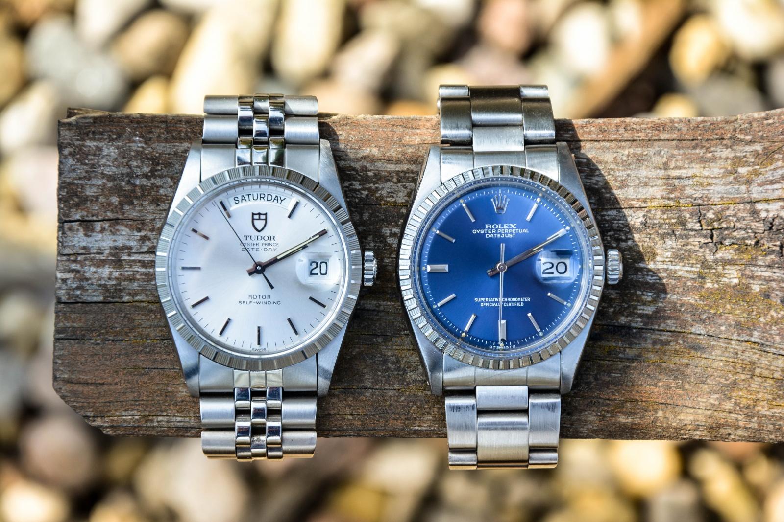 Tudor ref. 94510 + Rolex ref. 1603