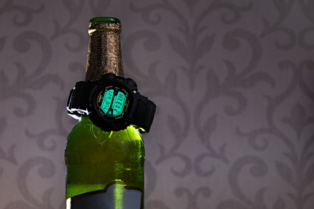Casio G-Shock G-9000-1ER Mudman / Budweiser