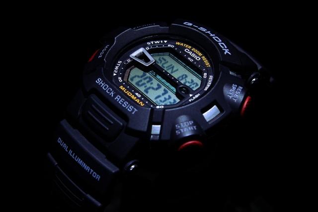 Casio G-Shock G-9000-1ER Mudman / Dark 1