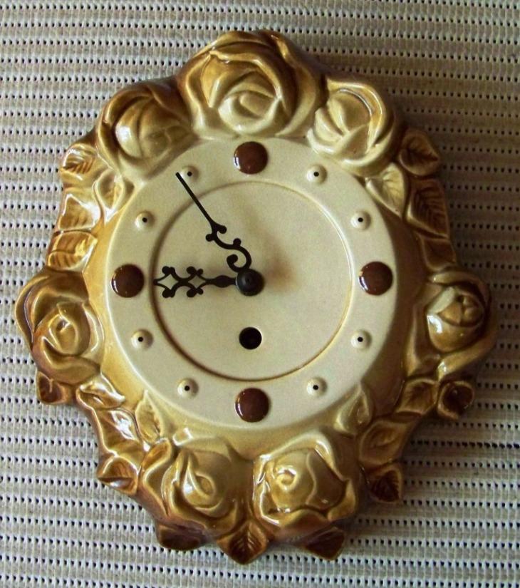 Zegary  lepione w PRL-u