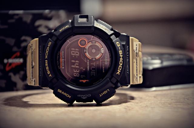 Casio G-Shock GW-9300DC-1JF
