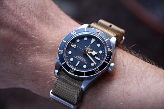 Tudor Black Bay Fifty-Eight Cal. MT5402 Ref. M79030N-0001