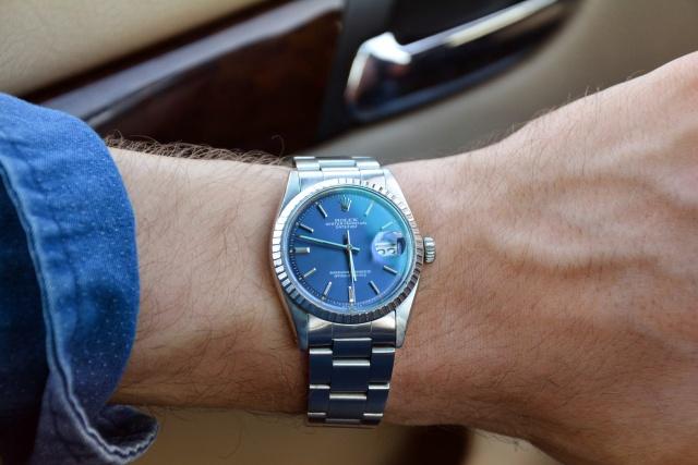 Rolex Datejust '75 Cal. 1570 ref. 1603