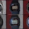 CASIO GW-5000, GMW-B5000D, DW-5030, DW-5030C, GW-M5610BA, GW-M5630D
