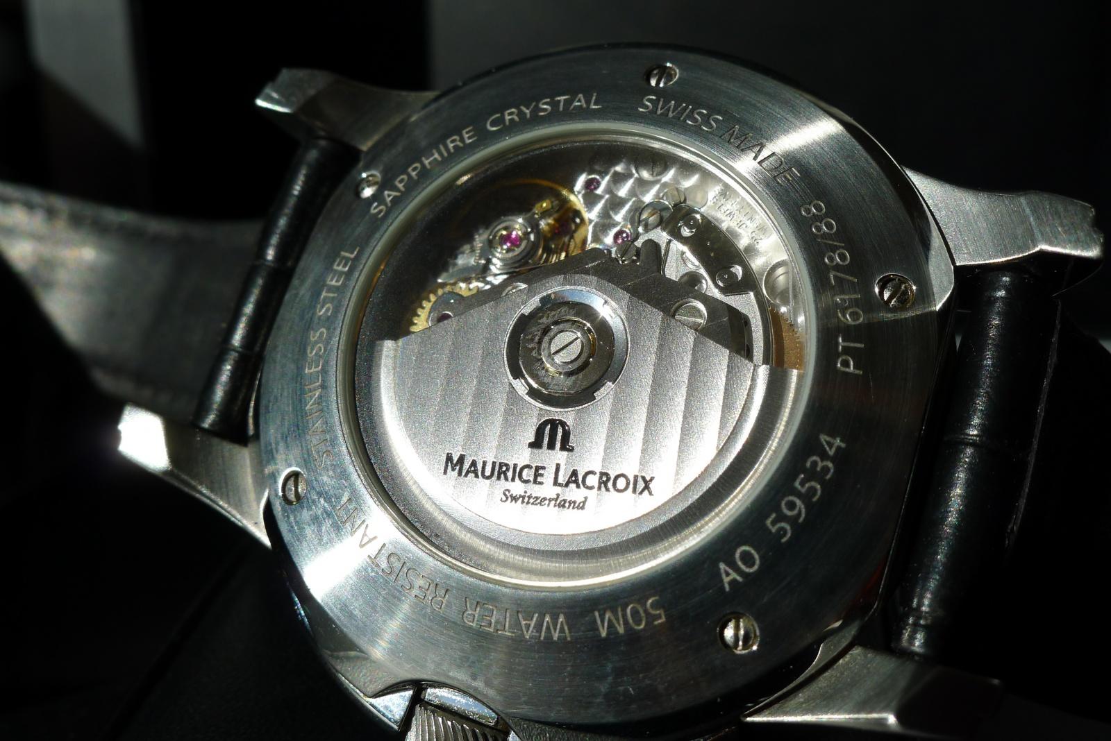ML Pontos Chronographe