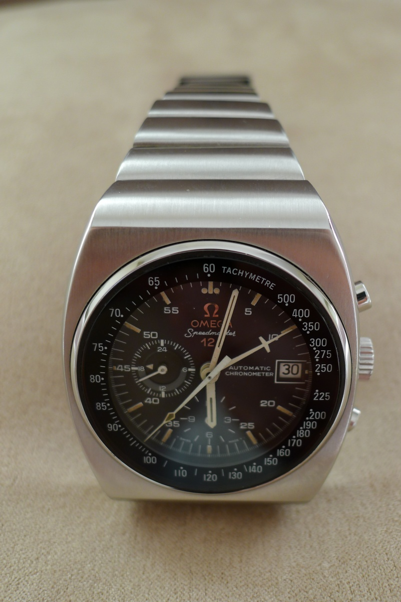 OMEGA Speedmaster 125 Automatic Chronograph Chronometer 1973 Limited Edition