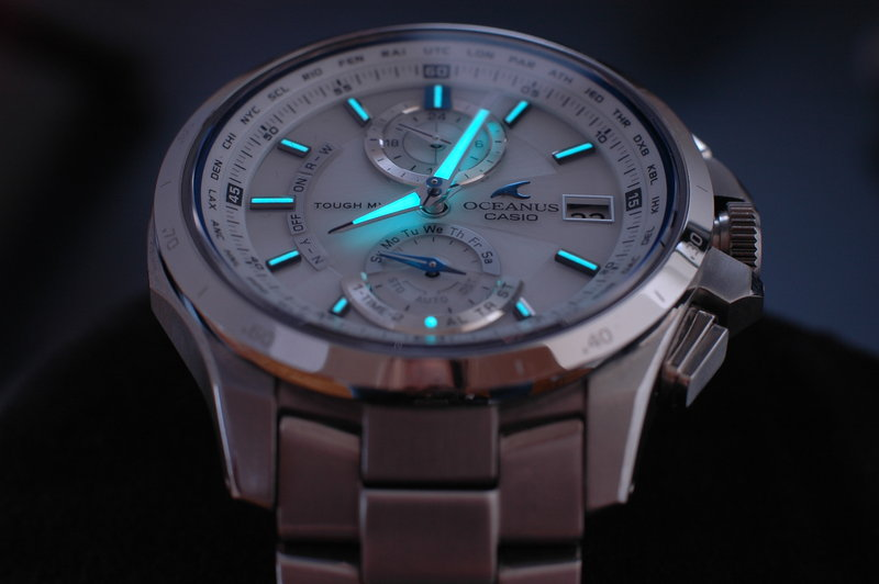 Casio Oceanus OCW-T1000-7AJF