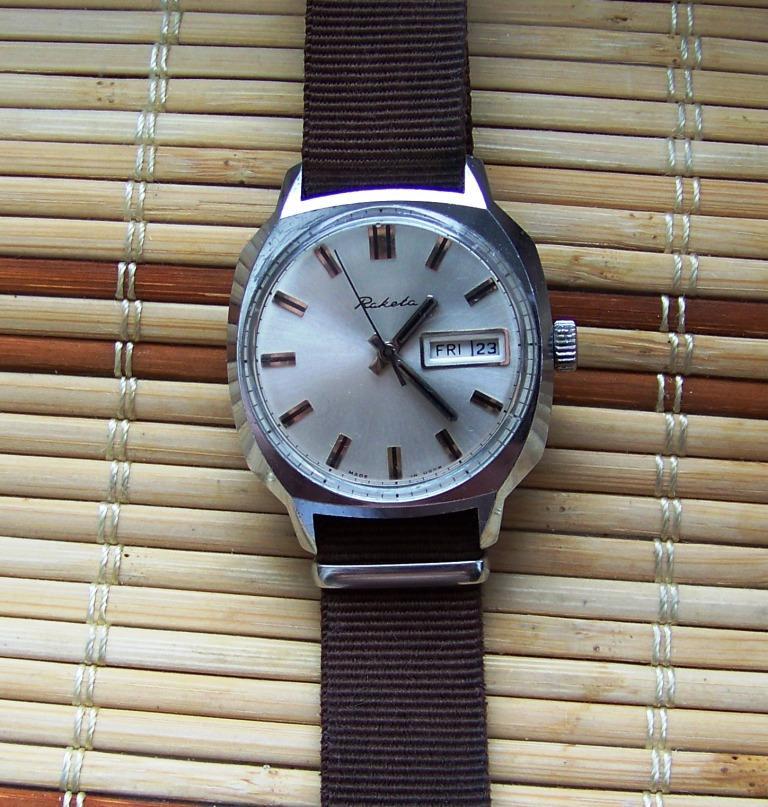 Zegarki Nakręcane Naręczne Jubileuszowe - 25 PW