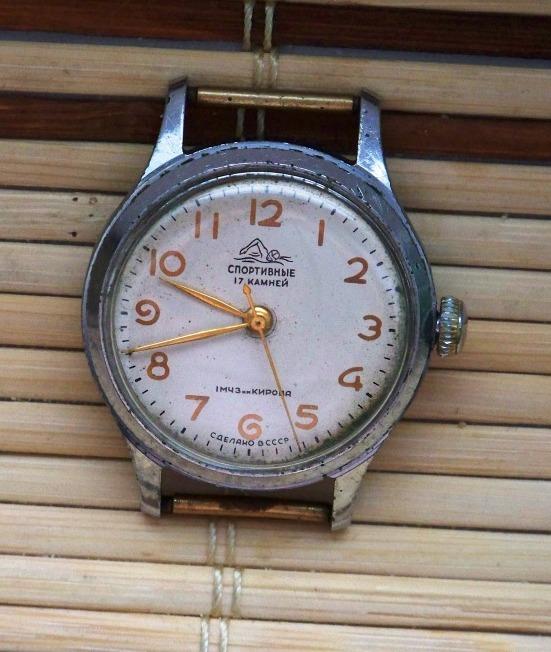 Zegarki Naręczne i Kieszonki Radzieckie