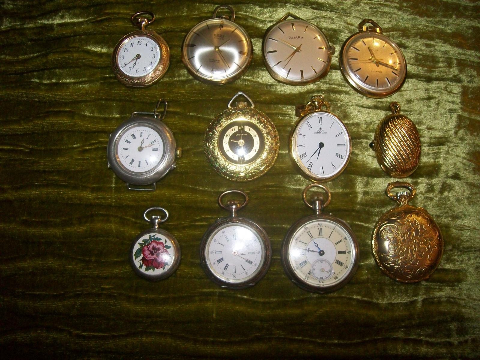 zegarki damskie kieszonkowe