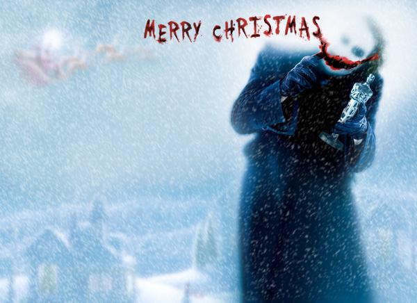 joker christmas fullsize