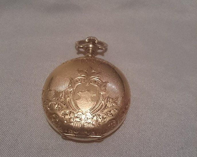 Elgin - zegarek kieszonkowy
