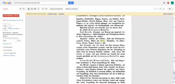 Bericht über die ... allgemeine Österreichische Gewerbe-Ausstellung - Österreichische Gewerbe-Ausstellung - Google Livres (8).png