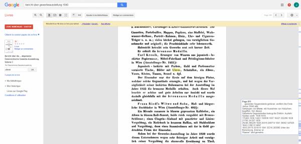 Bericht über die ... allgemeine Österreichische Gewerbe-Ausstellung - Österreichische Gewerbe-Ausstellung - Google Livres (13).png