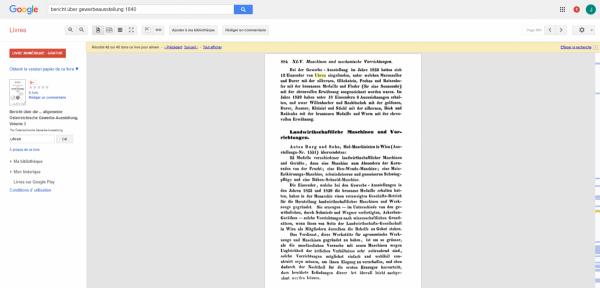 Bericht über die ... allgemeine Österreichische Gewerbe-Ausstellung - Österreichische Gewerbe-Ausstellung - Google Livres (5).png